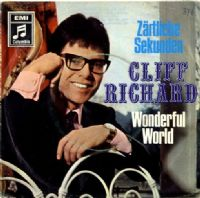 Cliff Richard - German - Zartliche Sekunden/Wonderful World (C006 28 032)
